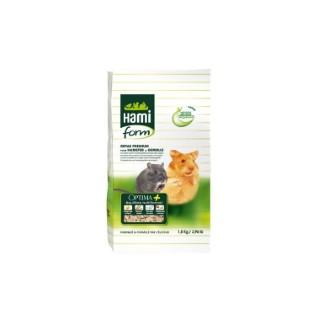 Repas premium gerbille et hamster Hamiform 1.8 kg