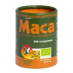 Maca 340 comprimés 500 mg - 170 gr 975017