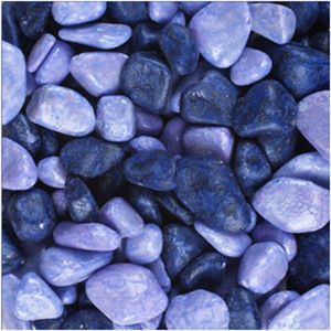 Gravier lilas violet 2kg Girard 975896