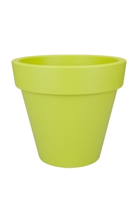 Pot 60cm Pure Round Elho vert lime