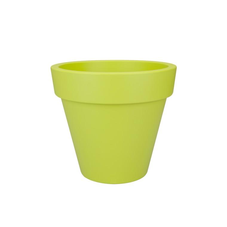 Pot Pure Round ELHO 100 cm vert lime