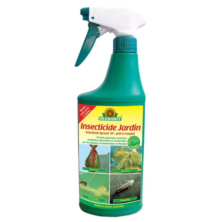 Insecticide jardin 500 ml 901502
