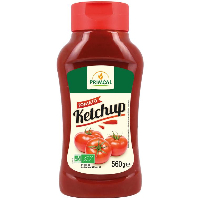 Ketchup bio 560 g 974478