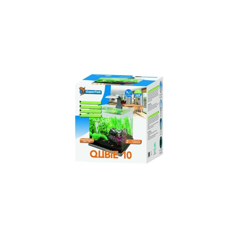 Aquarium Qubie 10 21x21x21 cm 975331