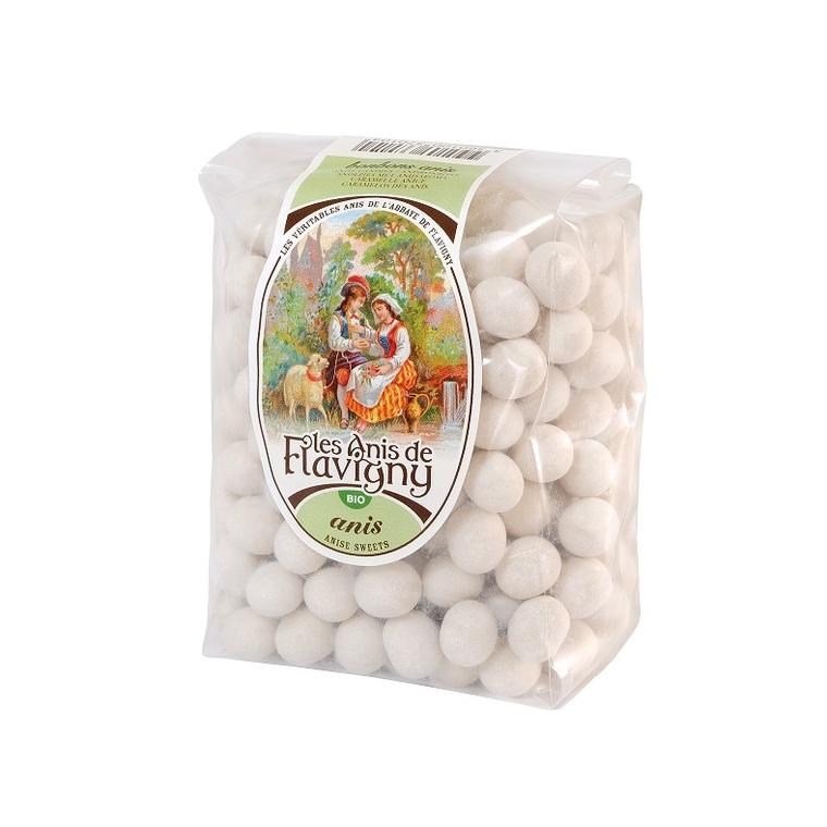 Bonbons à l'anis Bio - sachet 250 g 98210