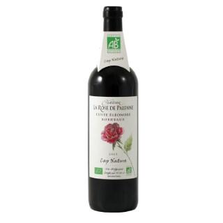 Bordeaux AOC, château rose palenne x6 - Le carton de 6 bouteilles
