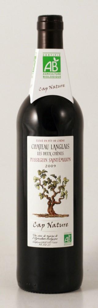 Puisseguin Saint-Emilion, château Langlais - Le carton de 6 bouteilles