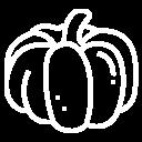 Pictogramme Botanic - Autour de la courge, du potiron et du potimarron