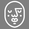 Pictogramme Botanic - Tendance déco visage