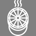 Pictogramme Botanic - Diffuseurs de parfum pour voiture