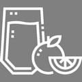 Pictogramme Botanic - Jus de fruits, sirops, sodas et eaux
