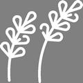 Pictogramme Botanic - Lavandes