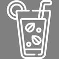 Pictogramme Botanic - Spiritueux, boissons apéritives et cocktails
