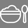 Pictogramme Botanic - Petits pots, soupes et repas