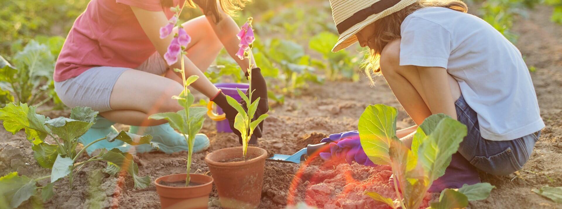 Accessoires de jardinage enfant
