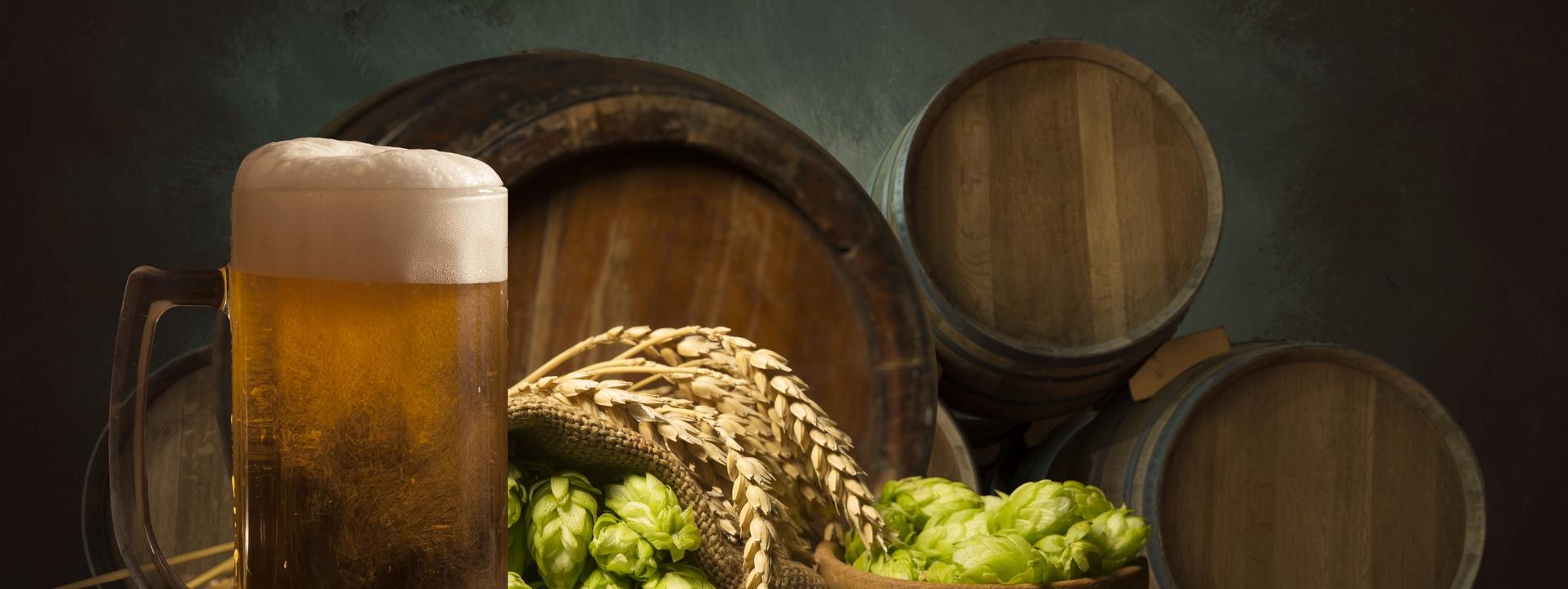 Bières bio et panachés