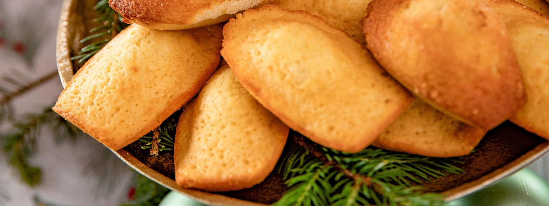 Biscuits, macarons et autres gourmandises sucrées