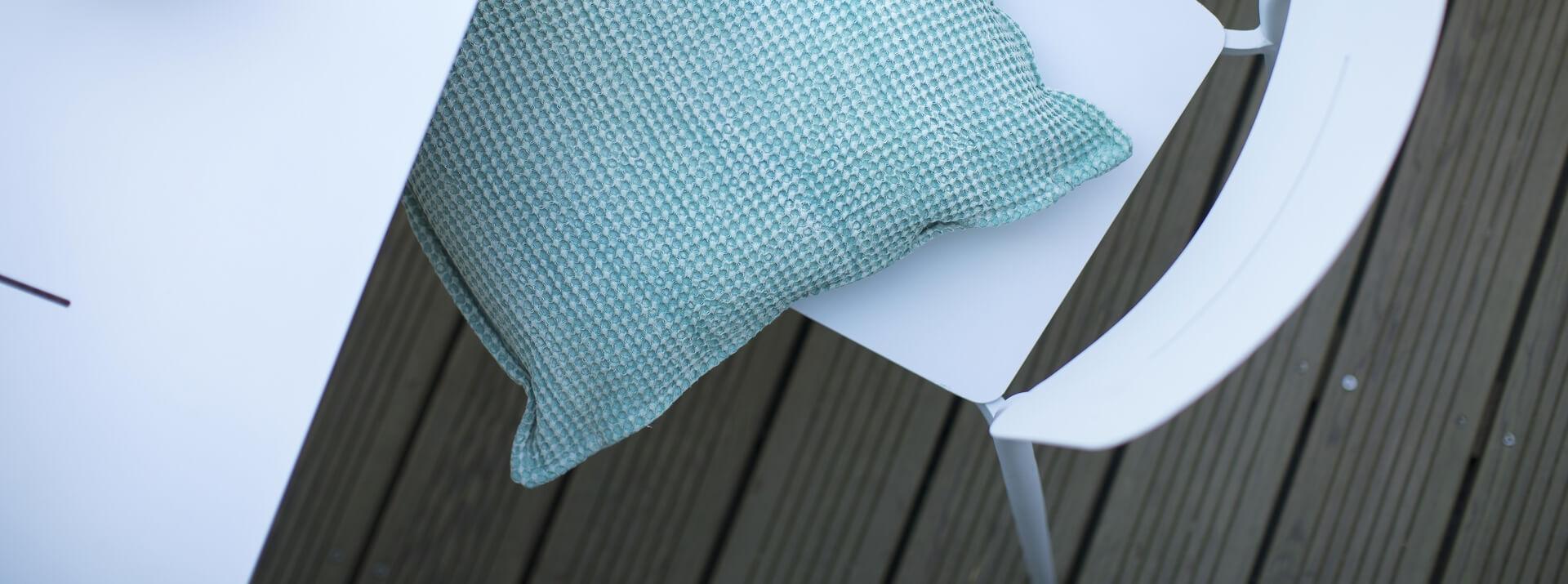 Coussins de chaises de jardin