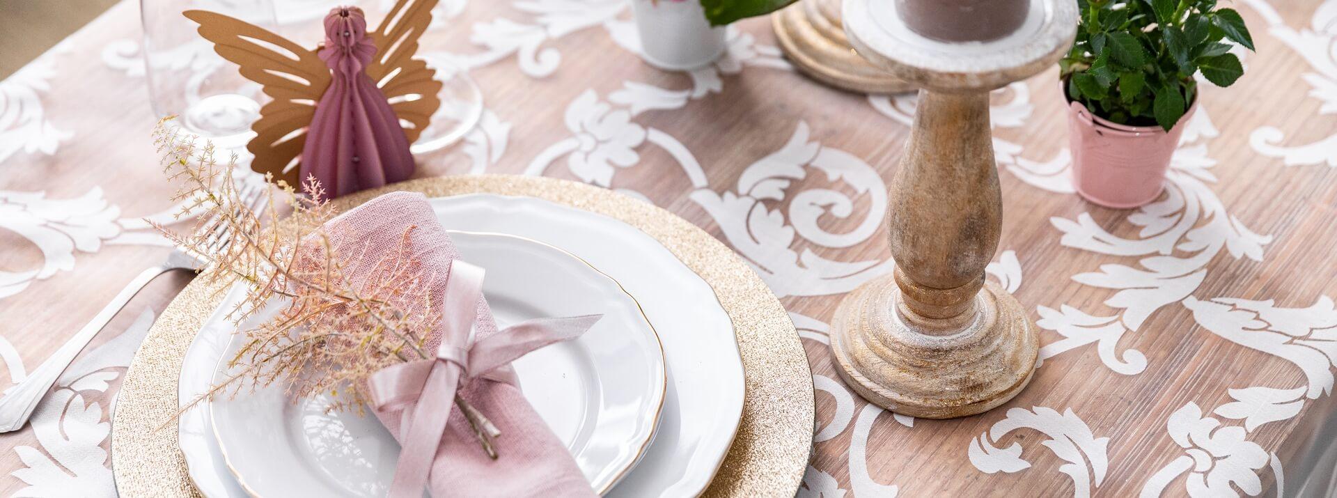 Décoration de table Charme