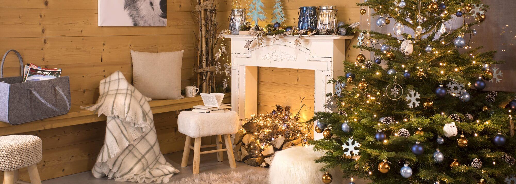 Décorations de Noël pour la maison
