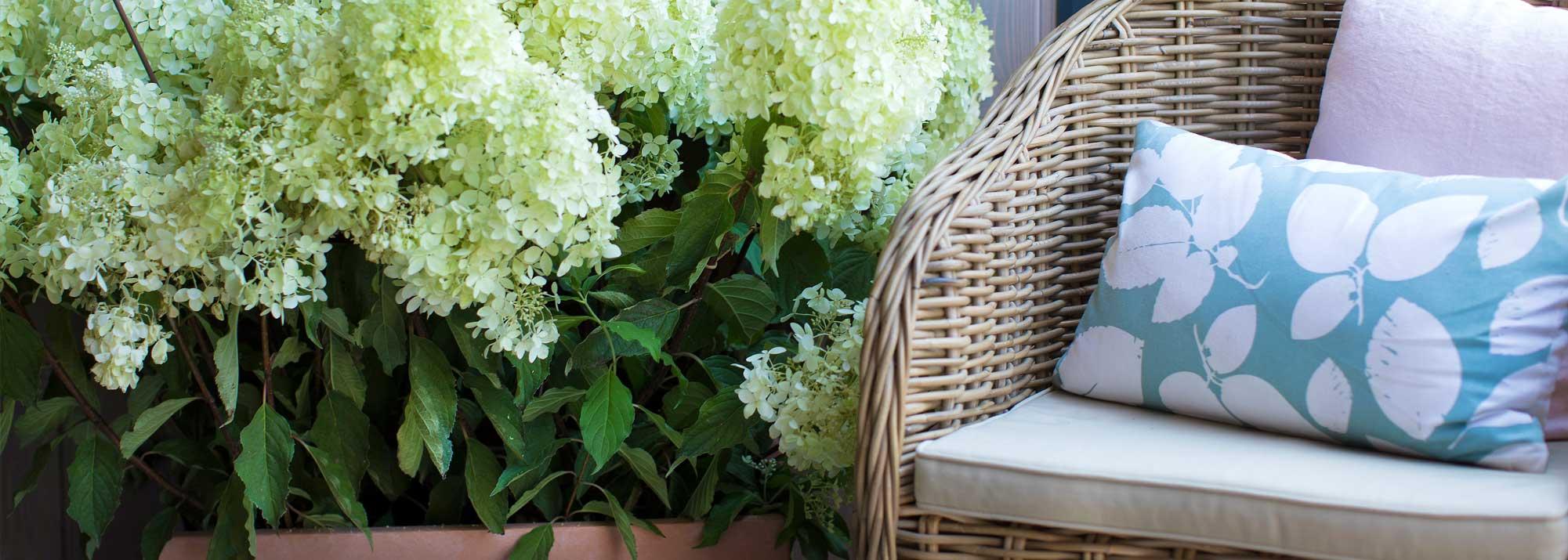 Bancs et fauteuils de jardin