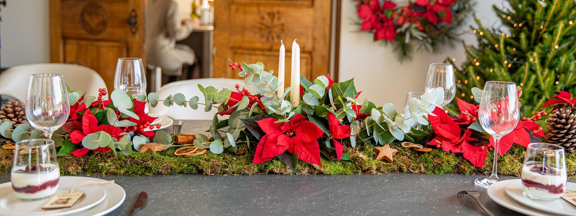 Végétaliser ma maison pour Noël