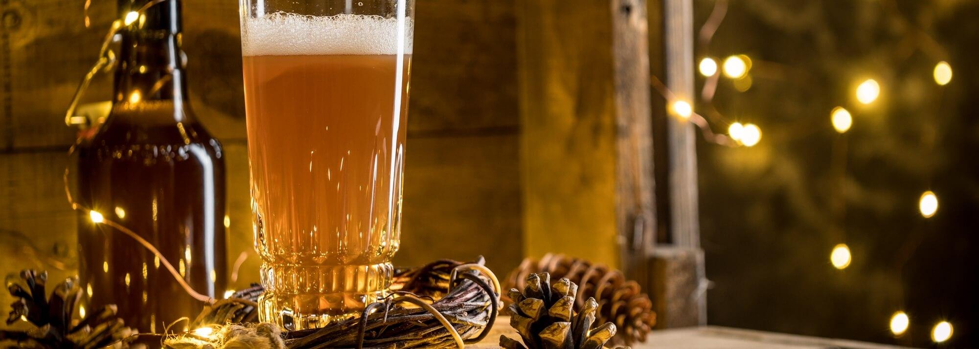 Bières de Noël