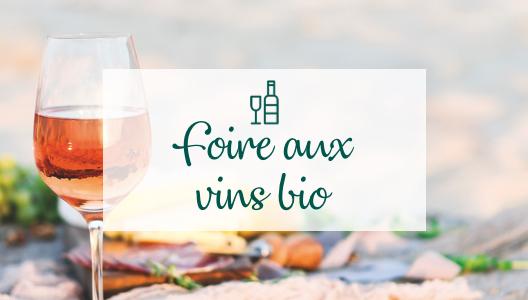 La foire aux vins s'installe chez botanic®