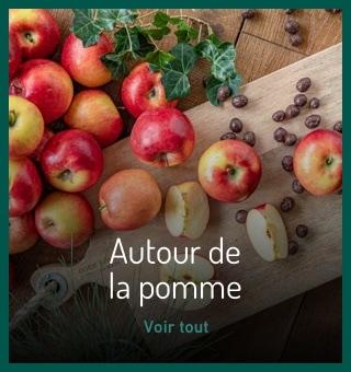 Autour de la pomme