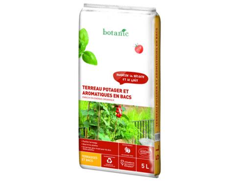Plantes aromatiques botanic®, des produits certifiés AB !