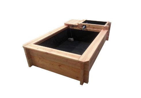 Un bassin sur ma terrasse : conseil jardin Botanic - botanic®