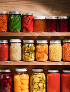 Confitures, purées et préparations de fruits : à vos cuillères!
