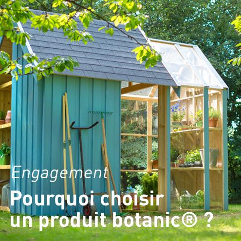 les produits botanic