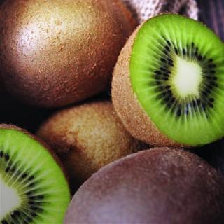 Mon smoothie kiwi, pomme, poire