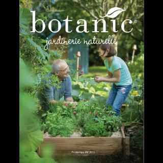 Tous les catalogues botanic for Catalogue jardinerie