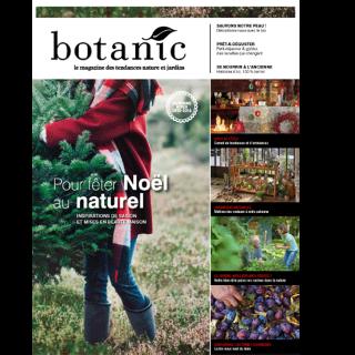 Retrouvez tous les magazines botanic®