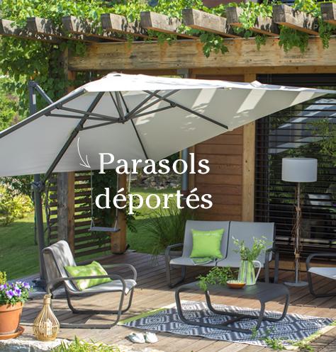 Parasols, tonnelles et voiles d\'ombrage - botanic®