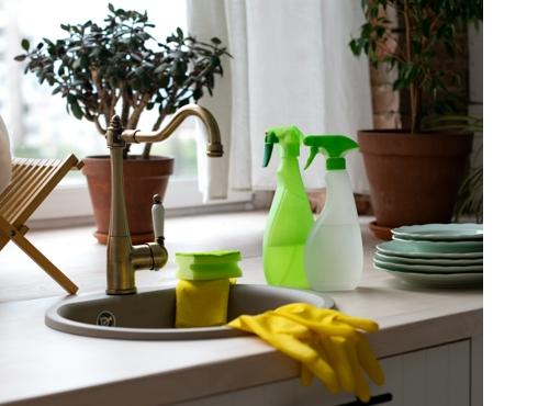 Un nettoyant ménager fait maison pour en finir avec la multiplication des produits nettoyants