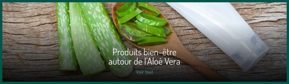 produit à base d'aloe vera