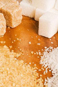 Il n'y a pas que le sucre…il y a des sucres!