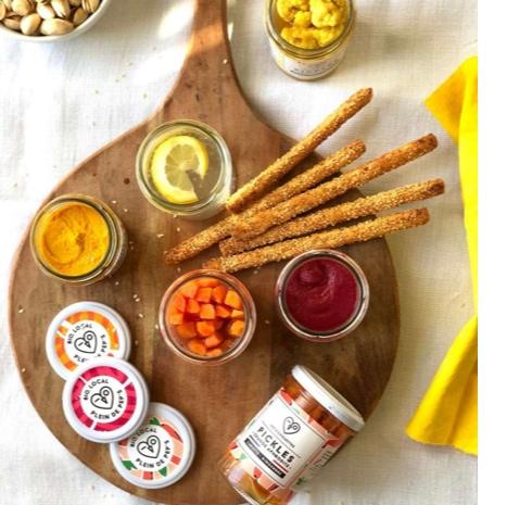 La tendance des pickles, des recettes savoureuses venues de loin