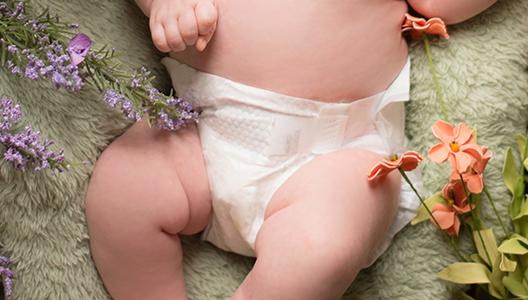 Couches écologiques : le meilleur pour bébé !