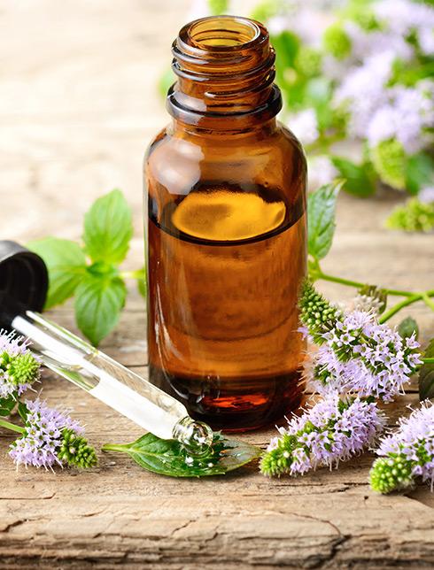 L'huile essentielle de menthe poivrée, un incontournable de votre trousse de secours