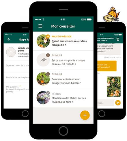 Les réponses à mes interrogations sur mes plantes et mes animaux