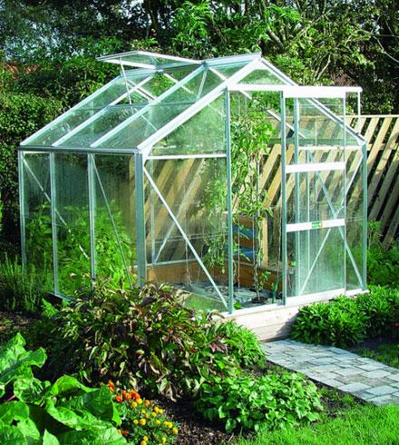 Les serres et abris de jardin : conseil jardin Botanic - botanic®