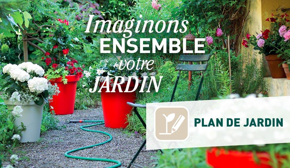 Plan de jardin - botanic®