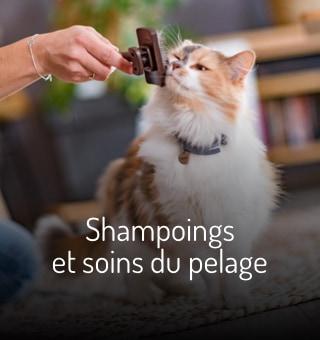Shampoings et soins du pelage