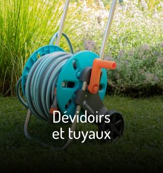 Devidoirs et tuyaux