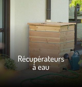 Récupérateurs à eau