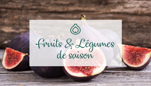 Les fruits & légumes du mois de septembre